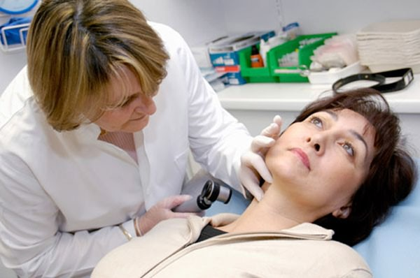 диагностика новообразований на коже дерматоскопом