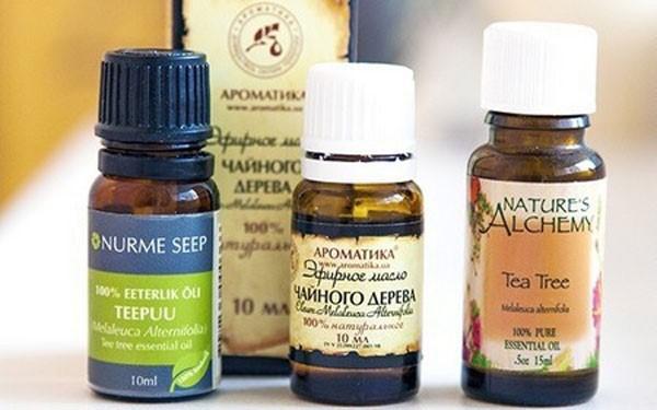 лечение эфирными маслами оказывает противовирусный эффект