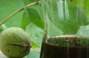 лечение папиллом керосином и орехом