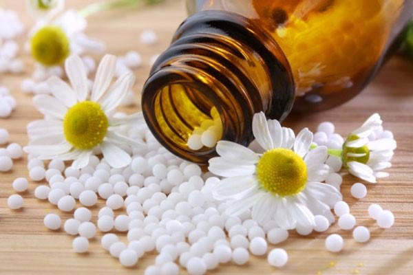 применение гомеопатических препаратов