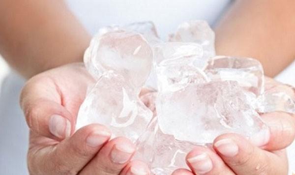 удаление льдом