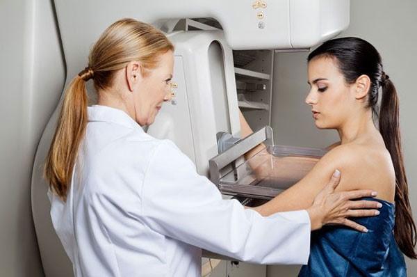 маммография молочных желез позволяет выявить наличие патологии в протоках