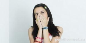 Фото девушки к статье о папилломавирусе