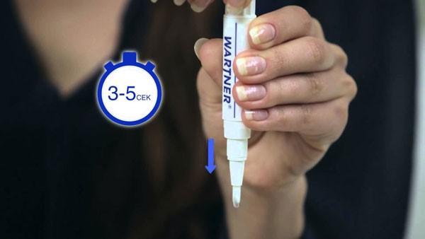 Вартнер Крио ручка-аппликатор