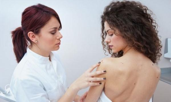кожный врач
