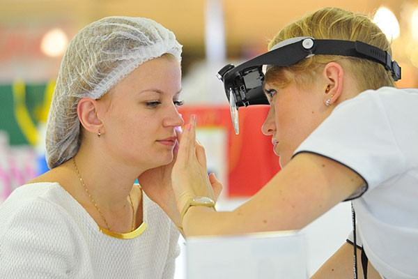 метод дерматоскопии